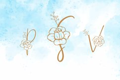 Mellysia Monogram Product Image 4