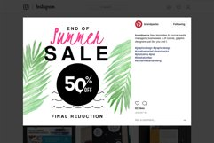 Summer Sale Social Media Templates Pack Product Image 6