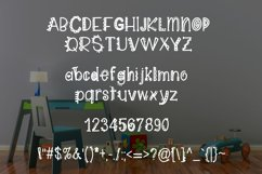 Crazy Day a Playful Font Product Image 2