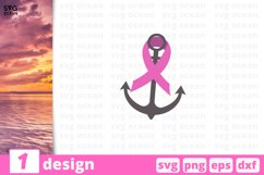 Cancer SVG Bundle | Awareness SVG | Breast Cancer Cut File Product Image 17
