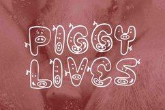 Piggy Font Product Image 5