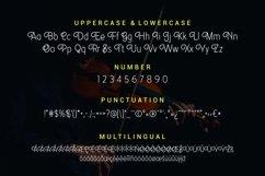 Arbiolé - Modern Sans Serif Font Product Image 5