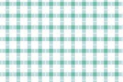 Green Textile Seamless Patterns. Product Image 5