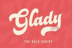 Glady - Bold Script Product Image 1