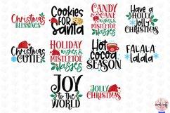 Big Merry Christmas Bundles - 50 SVG PNG EPS DXF JPG Product Image 2