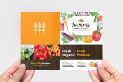 Farmers Market Flyer Template Product Image 3