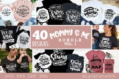 Mommy and me SVG bundle 40 designs vol 1 Product Image 2