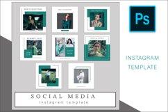 Instagram Photoshop templates bundle Product Image 2