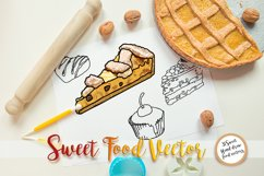 Sweet Food vector Product Image 5
