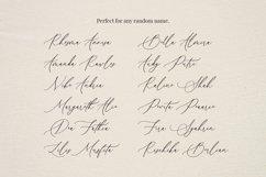 Senja Mentari - Modern Script Product Image 9