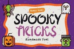 Web Font Spooky Tricks Product Image 1