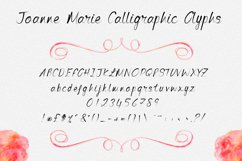 Joanne Marie Calligraphic Product Image 2