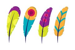 Feather Illustrations Product Image 1