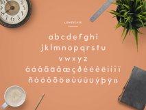 Enriq Round Sans Serif Font Product Image 3