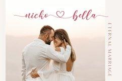dear love | a romantic script font Product Image 2
