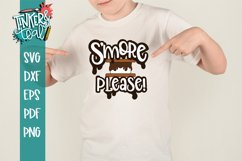 S'more Please Funny S'mores SVG Product Image 1