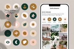 Instagram Highlight Covers Boho Objects Product Image 6