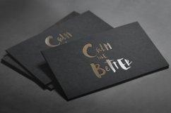 Adilla and Rita Typeface Product Image 4