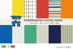 Colorful printable paper for children's parties Product Image 1