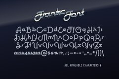 Frantic font & style Product Image 5