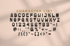 Orange Goods - Quirky Display Font Product Image 3