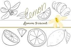 Lemon digital Set Yellow / Gray Product Image 2