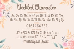 Deckled Rounded Script Font Product Image 6