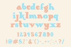 Kombi Spirit - Funky Groovy Serif Product Image 6