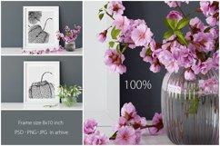 Frames Mockup 8x10 - PACK Product Image 4