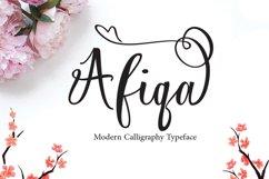 Afiqa Script Product Image 1