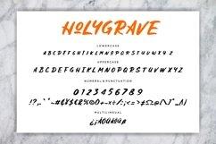 Holygrave Handwritten Brush Product Image 3