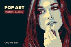 Pop Art Photoshop Action Product Image 1
