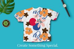 Something - Abstract Floral Patterns Product Image 4