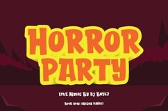 Attack of Monster - Horror font Product Image 2