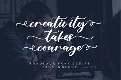 Rondlaur   Modern Calligraphy Product Image 2