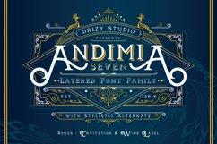 Andimia Layered Fonts Family Product Image 1