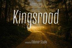 Kingsroad Font Product Image 1