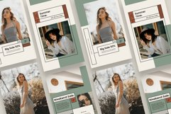 Fashion Instagram Templates Product Image 5