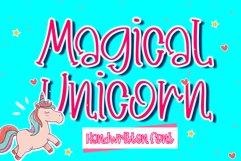 Magical Unicorn Product Image 1