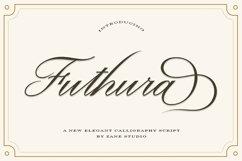 Futhura Script Product Image 1