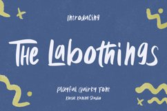 Cute Font - The Labothings Product Image 1