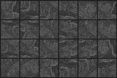 86 Topographic Maps Vector Bundle Product Image 5