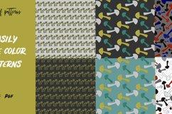 Mushrooms Patterns Product Image 3
