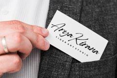 Rawless Natural Handbrushed Font Product Image 4