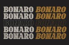10 Font - Bonaro Font Family Product Image 5