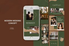 Modern Wedding Concept Instagram Product Image 1