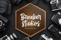 Outbreak / Bold Handwritten Font Product Image 5