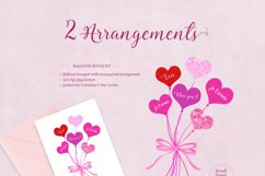 All Hearts Clipart Set Product Image 2