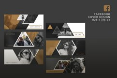 Elegant Facebook Cover Product Image 1