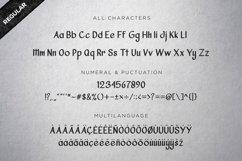 Vanjar - Sans Serif Product Image 2